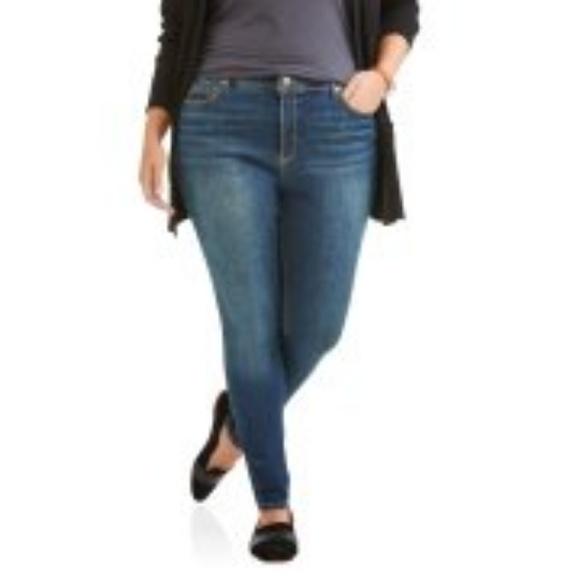 3d7eb81205419 👗JMS Classic Stretch Plus Jeans